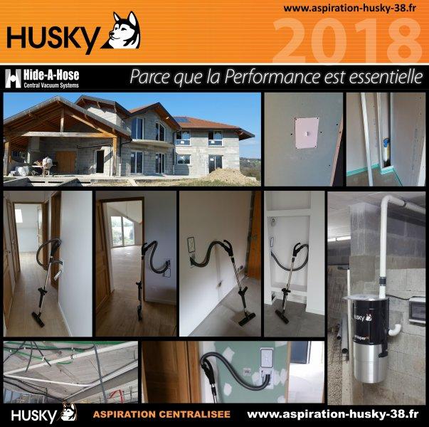 Aspiration Centralisee Annecy 74000 Haute Savoie